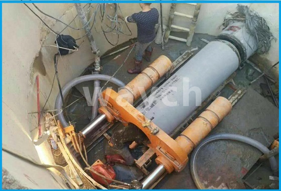 成套BOB体彩官网顶管机-水泥管顶管机